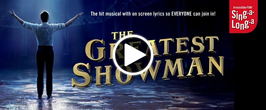 Play video for BT: Singalonga The Greatest Showman