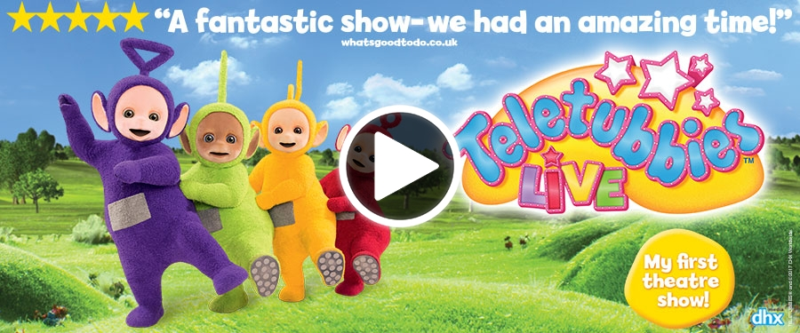 Play video for BT: Teletubbies Live