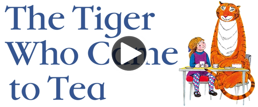 Play video for BT: Tiger Who Came To Tea 2020