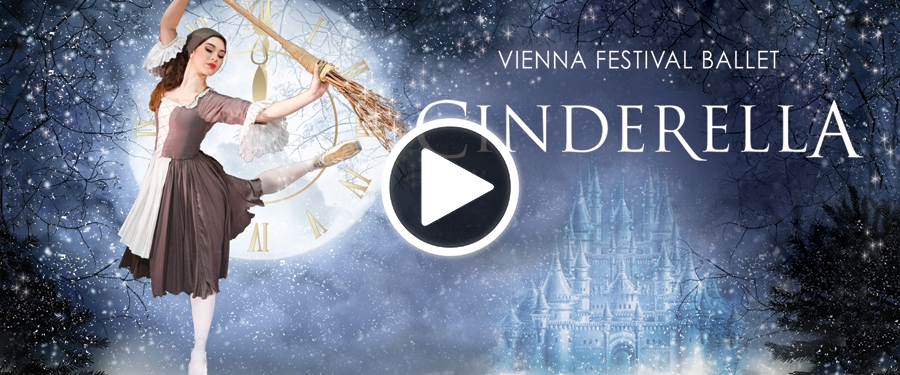 Play video for Vienna Festival Ballet - Cinderella