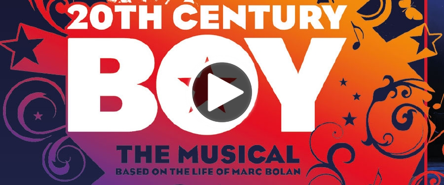 Play video for 20th Century Boy
