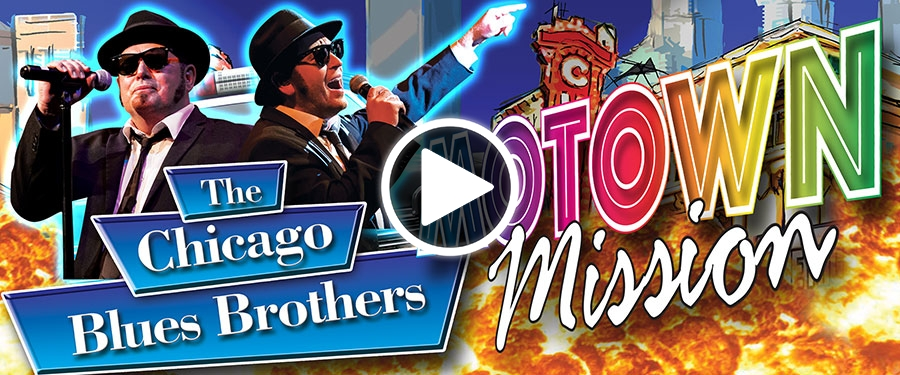 Play video for CB: Chicago Blues Brothers (2019)