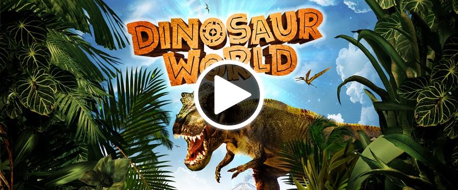 Play video for Dinosaur World