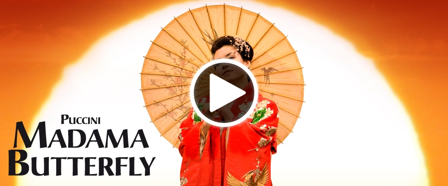 Play video for Madama Butterfly