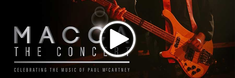 Play video for CB: Macca The Concert