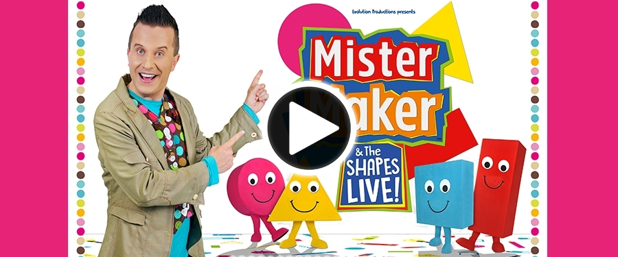 Play video for Mister Maker
