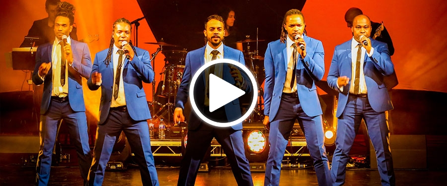Play video for Motown - How Sweet It Is
