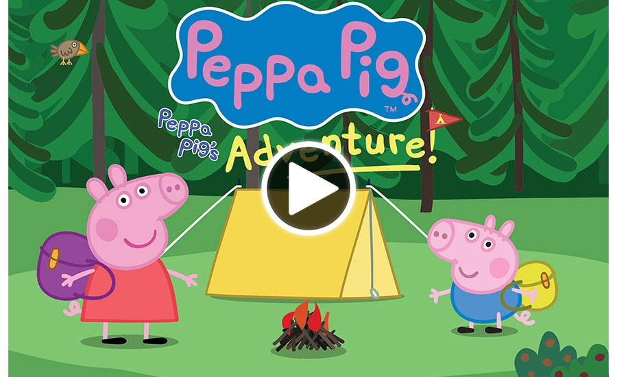 Play video for CB: Peppa Pig's Adventure