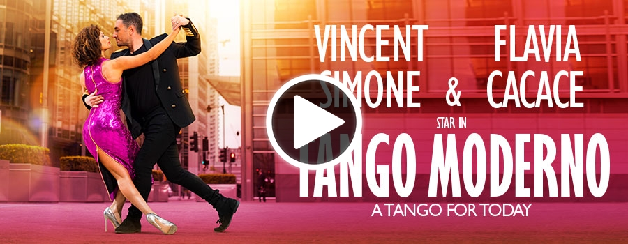 Play video for Tango Moderno