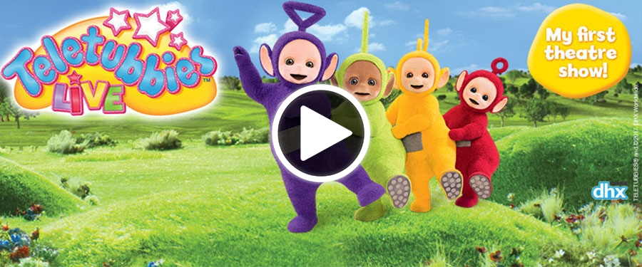 Play video for Teletubbies Live!
