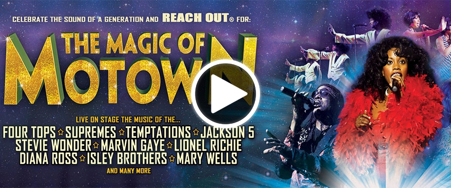 Play video for The Magic of Motown
