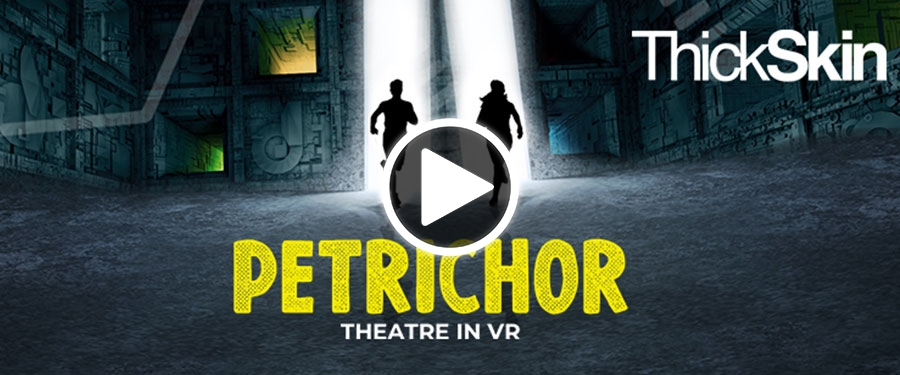 Play video for PETRICHOR