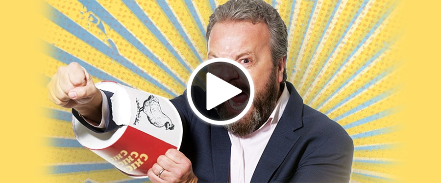 Play video for Hal Cruttenden