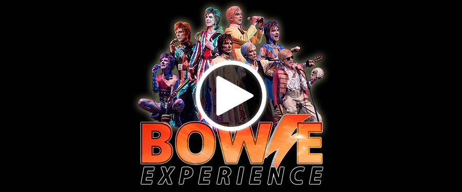 Play video for The Bowie Experience