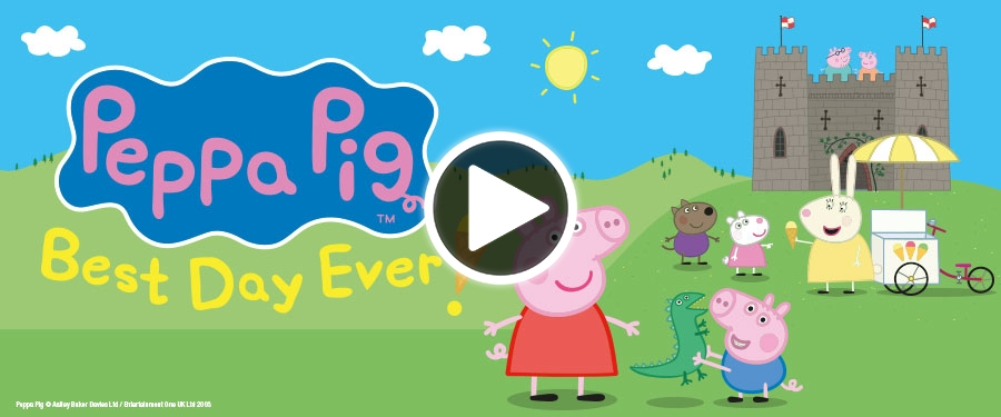 Play video for Peppa Pig's Best Day Ever