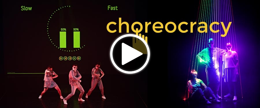 Play video for Choreocracy