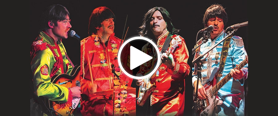 Play video for The Upbeat Beatles