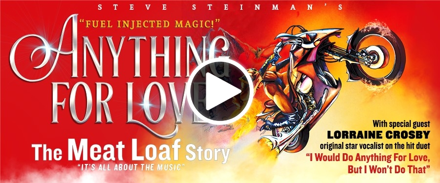 Play video for Steve Steinman's Anything For Love