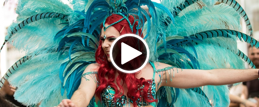 Play video for Burlesque Workshop with Dominus Von Vexo