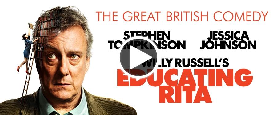 Play video for Educating Rita