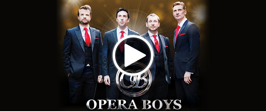 Play video for The Opera Boys In Concert