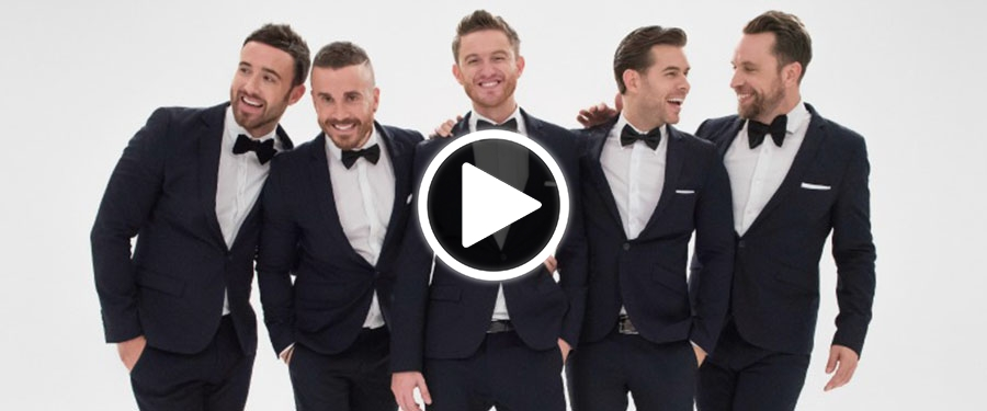 Play video for The Overtones