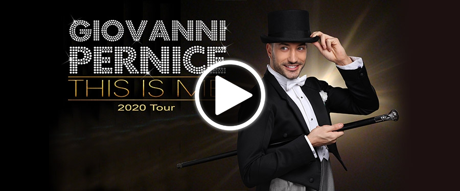 Play video for Giovanni Pernice - This Is Me