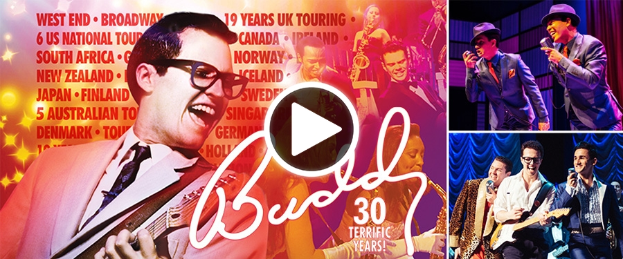 Play video for Buddy - The Buddy Holly Story