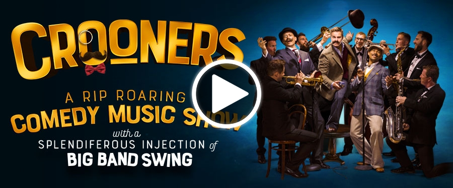 Play video for Crooners