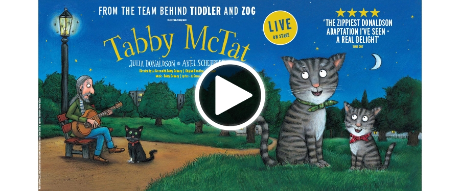 Play video for Tabby McTat