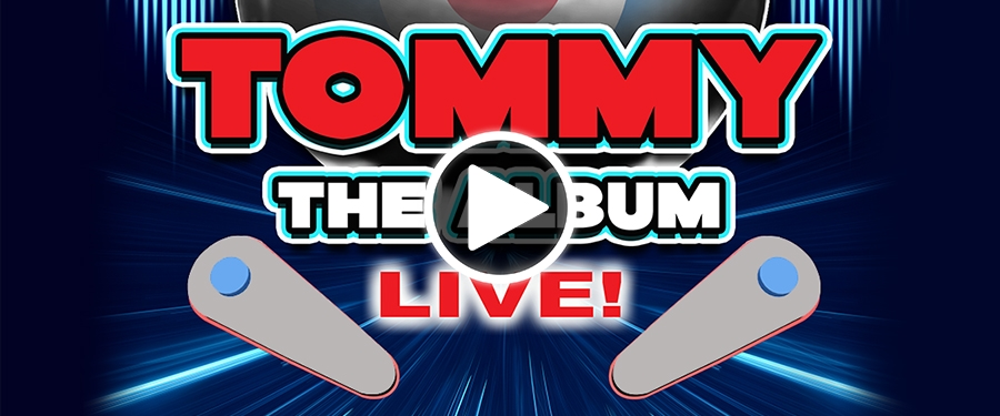 Play video for Tommy - The Album Live