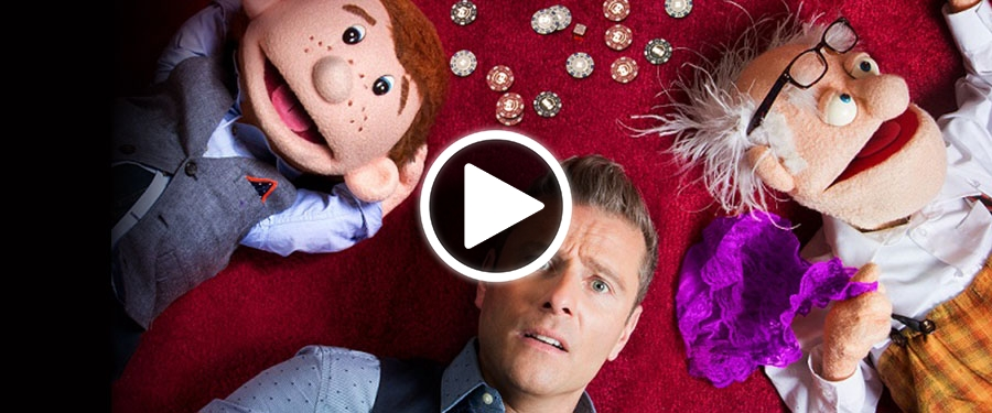 Play video for Paul Zerdin