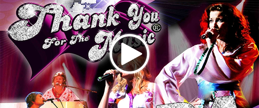 Play video for Thank Abba For The Music
