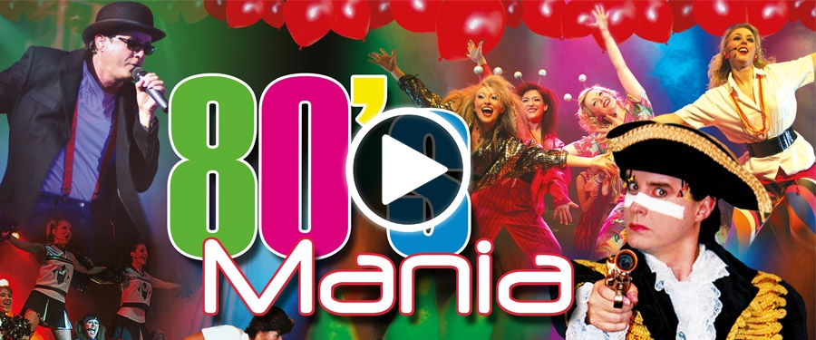 Play video for 80s Mania