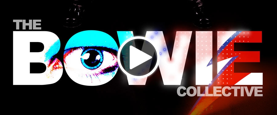Play video for The Bowie Collective