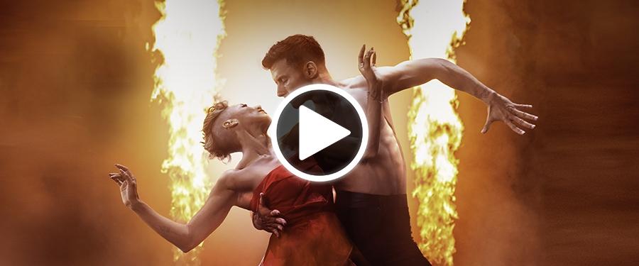 Play video for Karen & Gorka: Firedance