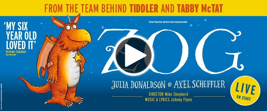 Play video for ZOG By Julia Donaldson and Axel Scheffler