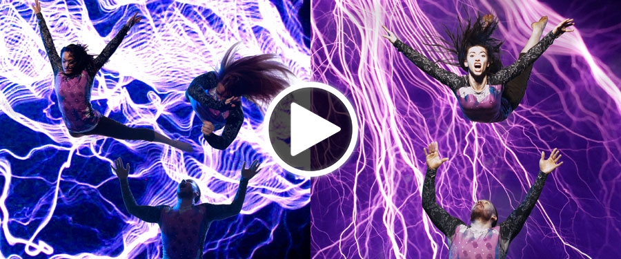Play video for Motionhouse - Charge