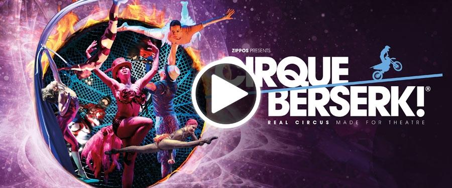 Play video for Cirque Berserk