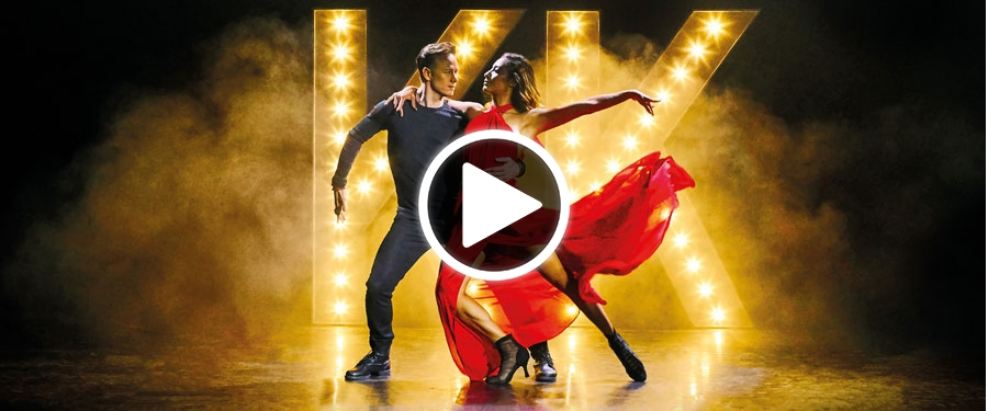 Play video for Kevin and Karen DANCE