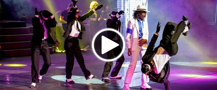 Play video for The Michael Jackson History Show