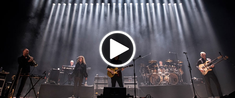Play video for Steve Hackett Genesis Revisited - Seconds Out & Mo