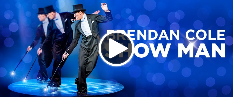 Play video for ST: Brendan Cole