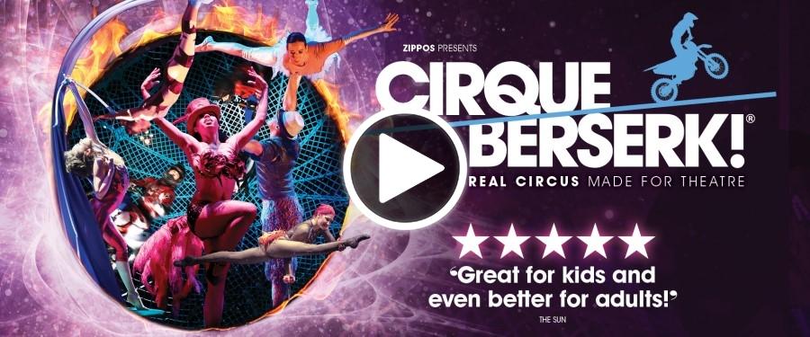 Play video for ST: Cirque Berserk!