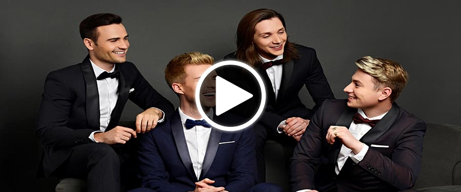 Play video for ST: Collabro - Home UK Tour