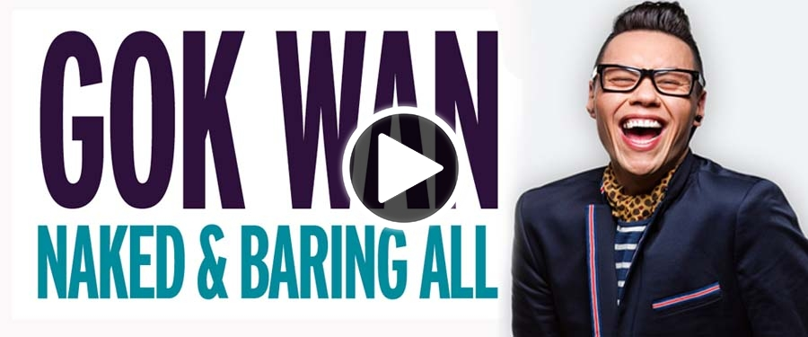 Play video for ST: Gok Wan