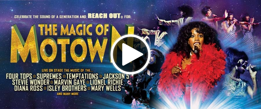 Play video for ST: The Magic of Motown