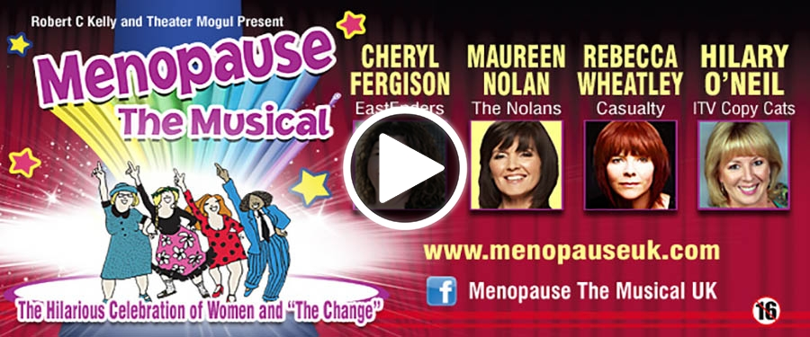 Play video for ST: Menopause The Musical