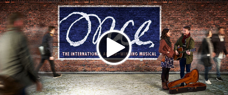 Play video for ST: Once - The Musical