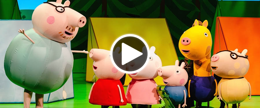 Play video for ST: Peppa Pig's Best Day Ever